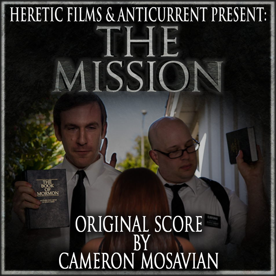 The Mission score by Cameron Mosavian
