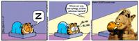 Alf VS Garfield