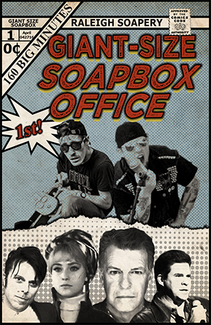 Soapbox Office Giant Size #1 Comic