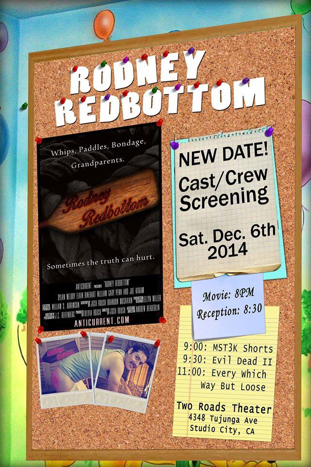 Rodney Redbottom Premiere